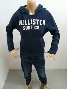 Felpa-HOLLISTER-donna-taglia-size-S-maglia-shirt-woman-P-5517