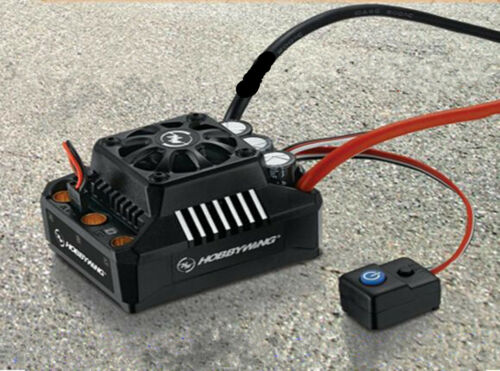 Hobbywing EzRun Max6 Combo For 1:5 RC Car MAX6 160A V3 + 4985SL 1650KV