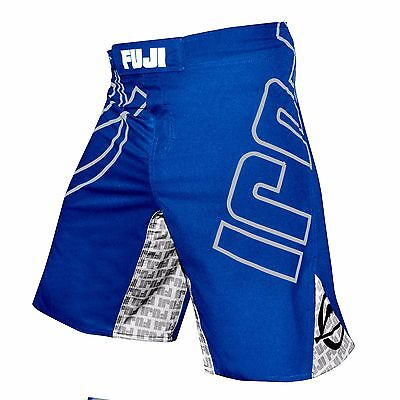 Fuji MMA BJJ No Gi Everyday Grappling Competition Fight Board Shorts Black