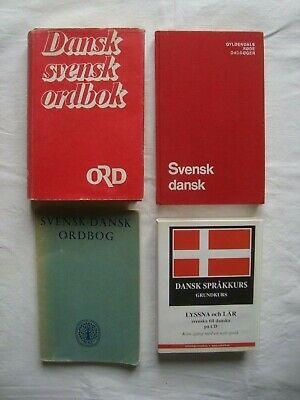 Find Dansk Svensk Ordbog I Boger Og Blade Kob Brugt Pa Dba