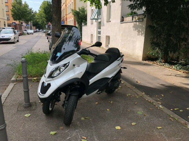 Piaggio 500 LT, 2018, Beregn finansiering CategoryVogn /…