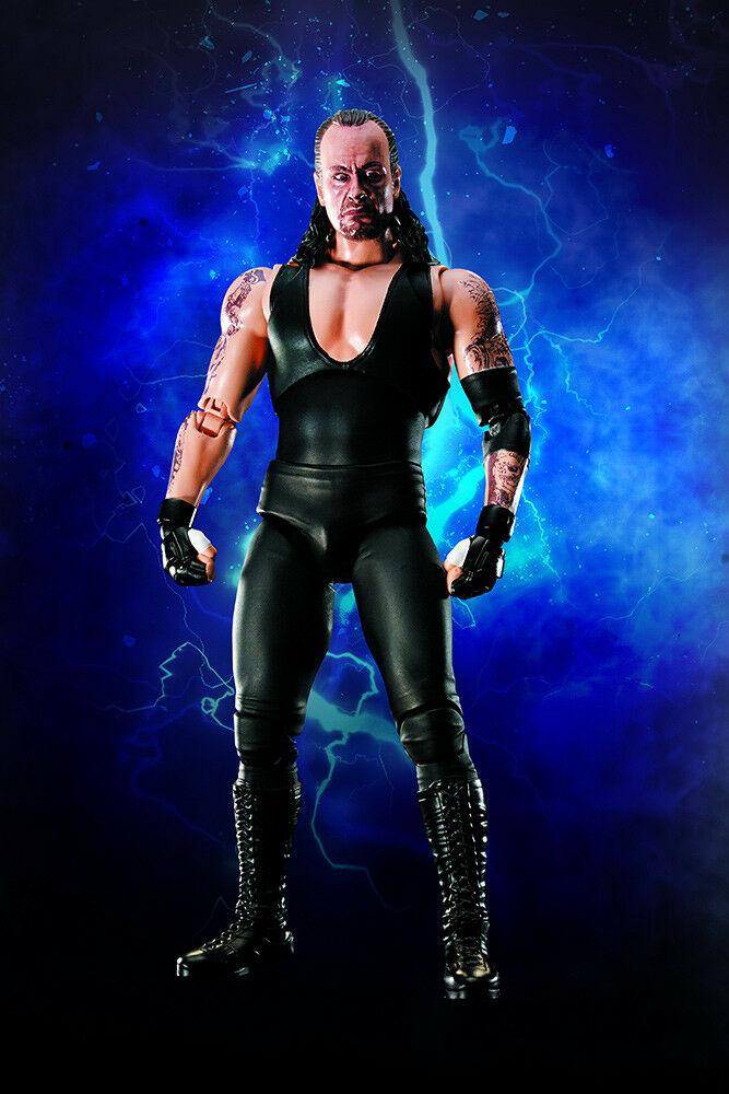 WWE Undertaker (Wrestlng) S.H. SH Figuarts Action Figure TAMASHII WEB EXCLUSIVE