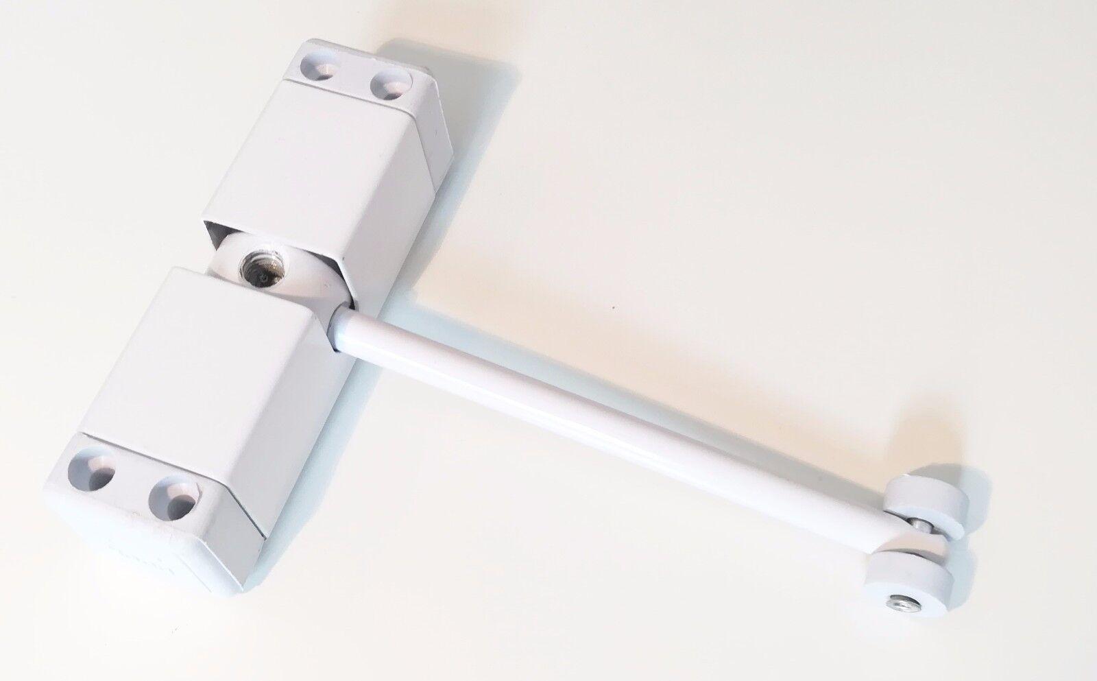10 x Türschließer Stangentürschließer Türfeder Federschließer in weiß  | Flagship-Store  |   | Erste Qualität  | Wirtschaftlich und praktisch
