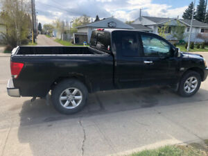 04 TITAN Auto. 4 door maintained