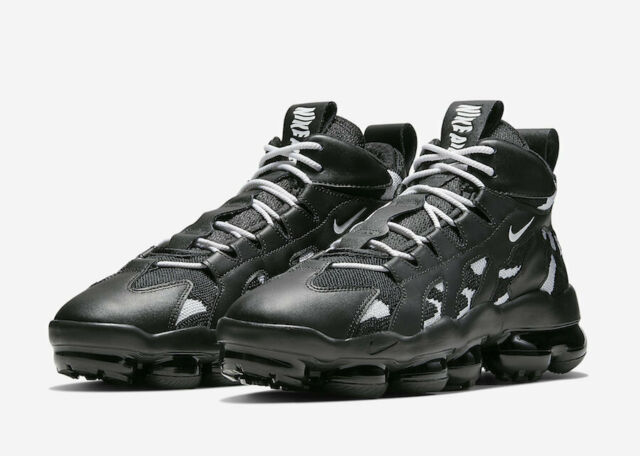 sports shoes f93de 65888 Nike Air VAPORMAX GLIESE Men's Shoes AO2445-001 Black/White sz 7.5-11.5
