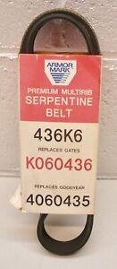 ArmorMark 400K6 Serpentine Belt