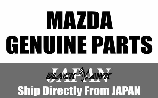Jdm Mazda Rx 8 Spirit R Side Emblem 2000 Limited Model Genuine Parts Oem Japan