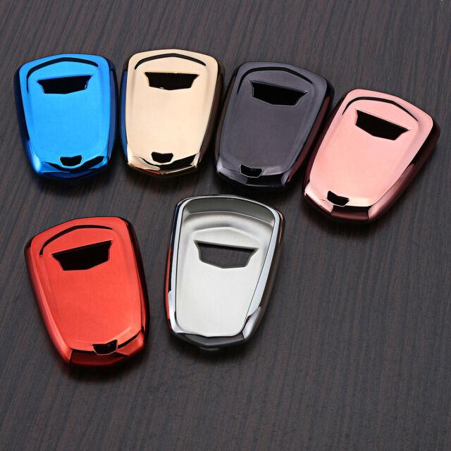 For Cadillac Escalade ATS Ct6 CTS XTS TPU Smart Remote Key