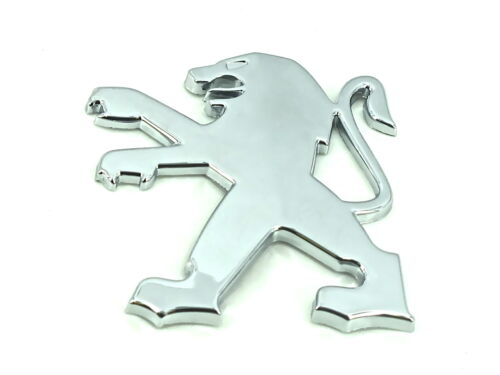 Genuine New PEUGEOT REAR BADGE Lion Boot Emblem For 1007 2005-2009 HDI 1.4 Hatch