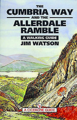 (Good)-Cumbria Way and the Allerdale Ramble: a Walking Guide (Cicerone Guide) (P