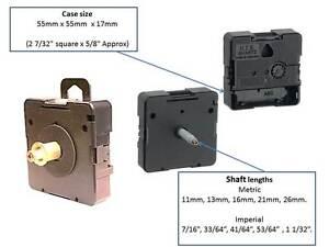 U-T-S-quartz-clock-movement-euroshaft-fitting-in-5-shaft-lengths-U-K-seller