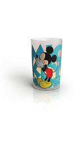 Philips-Vela-de-Led-Disney-Mickey-Mouse-se-carga-por-USB-cable-incluido