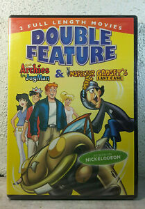 INSPECTOR-GADGET-039-S-LAST-CASE-THE-ARCHIES-IN-JUGMAN-DVD-Kids-Movies