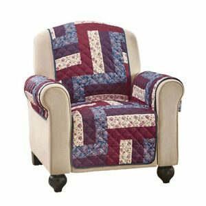 Image Is Loading Camden Patchwork Paisley Chair Cover