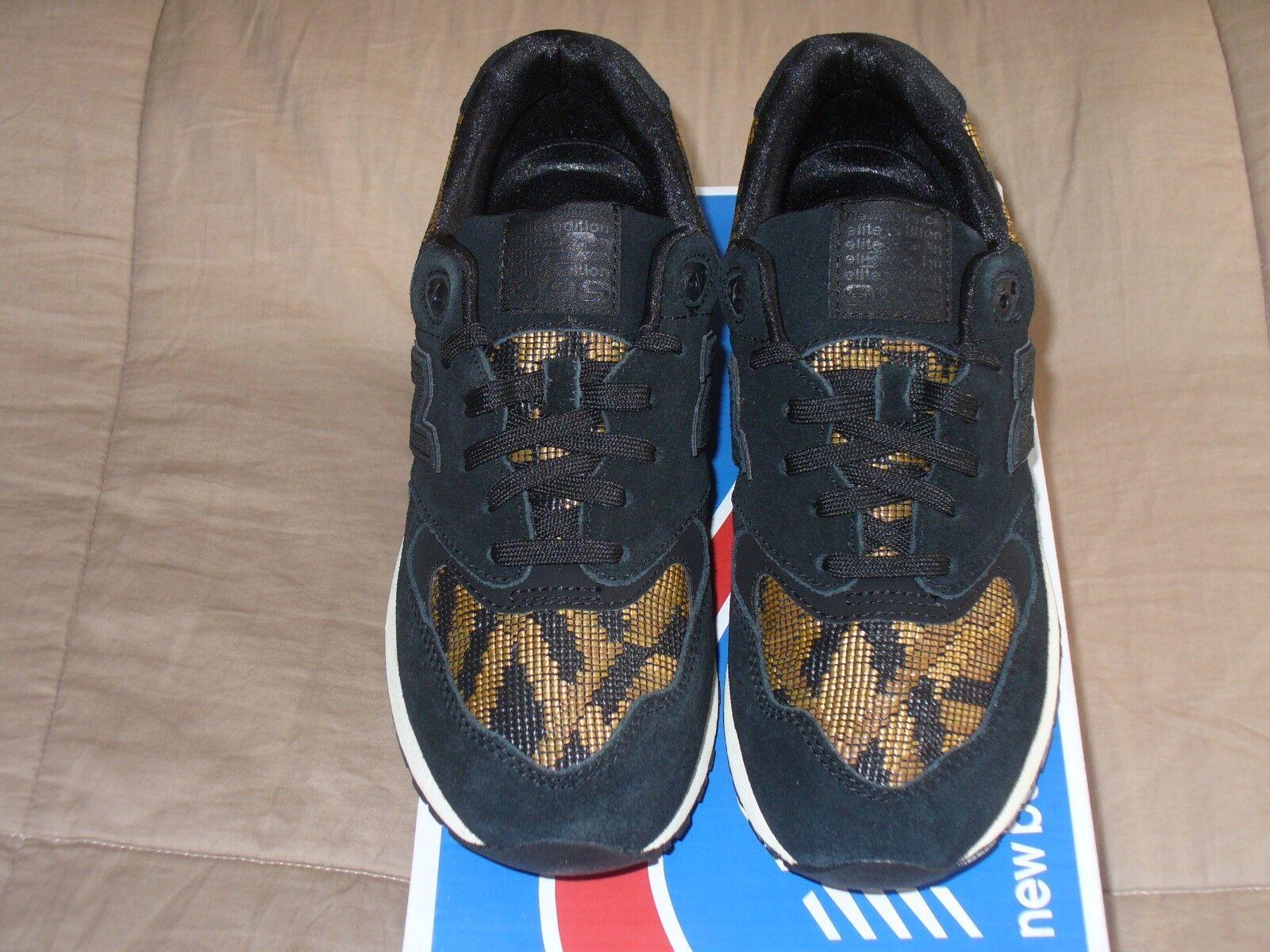 New Balance 999 nero nero nero WEAVE Donna  Run Casual scarpe Choice Sz WL999PW Retro  NWB 0d09e1
