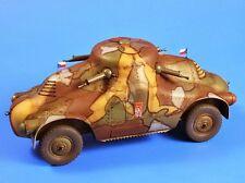 "CMK 1/35 Skoda PA-II Zelva ""Turtle"" Czechoslovak Armored Car WWII RA052"