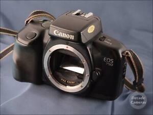 Canon EOS 750 35mm Film Camera - VGC - 427