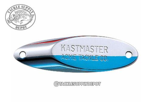 Acme Kastmaster Spoon 1//4oz Trolling Bass Trout Pickerel Pike Pick