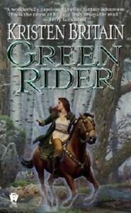 Green Rider - Mass Market Paperback By Kristen Britain - GOOD