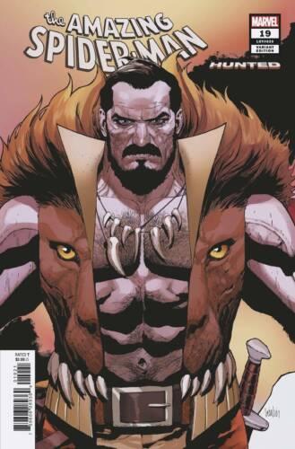Amazing Spider-Man #19 Yu connecting variant Marvel Comics