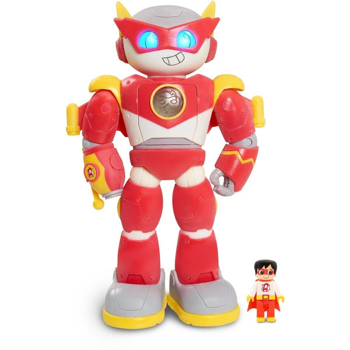 NEW Ryan's World Ultimate rot Titan Light n Sound Robot Playset Birthday Gift