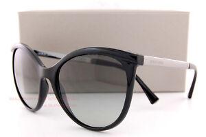 4dcfed7577ec Brand New GIORGIO ARMANI Sunglasses AR 8070 5017 11 BLACK GRAY for ...