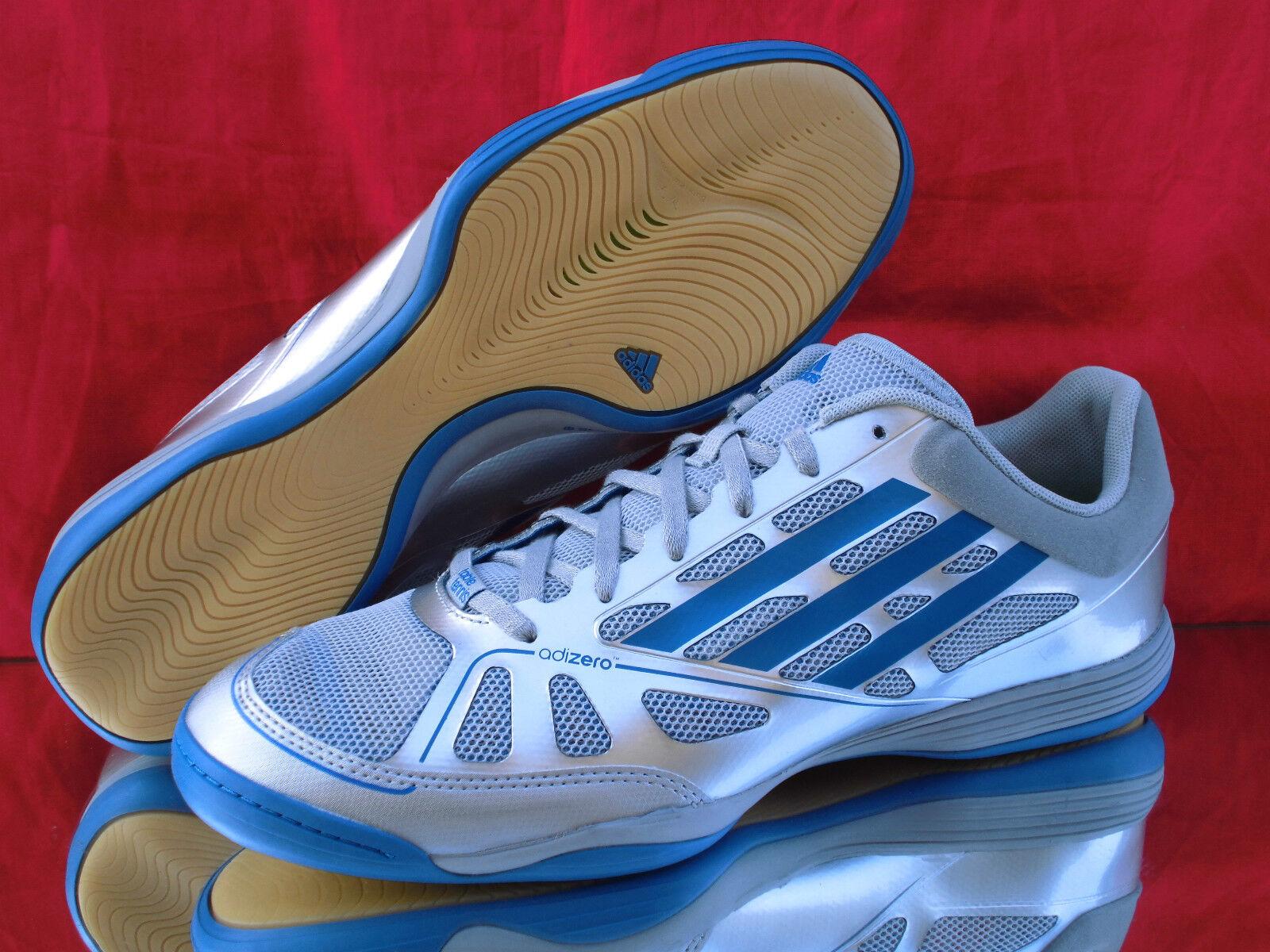 Adidas adizero Table Tennis G61876 Indoor Sport/Turnschuhe Silber Neu