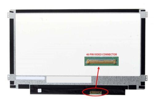 Laptop Schermo LCD per Acer aspire one d255-2dqkk 10.1 WSVGA