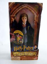 "Harry Potter Hermione Granger Hogwarts Hero 8"" Doll New BOXED Philosophers Stone"