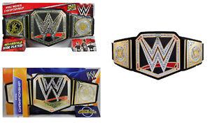 WWE-Mattel-WWE-World-Heavyweight-Champion-Guertel-ORIGINAL-TOY-BELT-AUF-LAGER