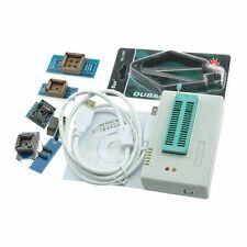 TL866CS Programmer USB EPROM FLASH BIOS 6 Adapters Socket Extractor For 13000  U