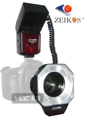 100% Waar Dedicated Ittl Macro Ring Flash For Canon 5d 7d 30d 40d 50d 60d 60da 1d 1ds Mark Verkwikkende Bloedcirculatie En Stoppen Van Pijn
