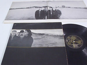 U2-The-Joshua-Tree-PORTUGAL-LP-BMG-Ariola-release-ENGLISH-Titles-VERY-RARE