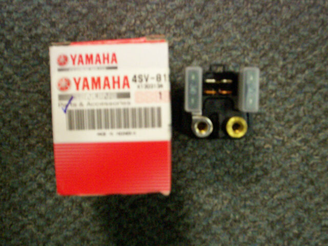 Yamaha Relais Démarreur Assemblage, Kodiak, Big Bear Bruin Grizzly Wolverine 20