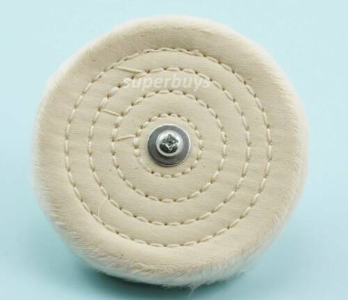 100mm Cloth Polisher Buffer Wheel Buff Power Angle Grinder Rotary Bit Tool M
