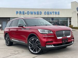2020 Lincoln Aviator Leasing and Financing Available Demo