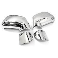 Chrome Side Mirror Corver 4p 1Set For 2011 2012 Chevy Orlando 4d