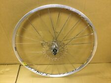 "New Mavic Crossride Disc CR MTB Mountain Bike 6-bolts 26/"" F/&R Wheels Wheelset"