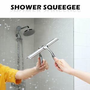 Glass-Window-Cleaning-Squeegee-Blade-Wiper-Cleaner-Home-Shower-Bathroom-00-NEW