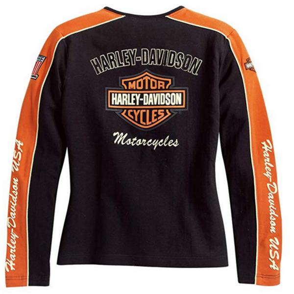HD Prestige Sweatshirt Damen Harley Davidson NEU