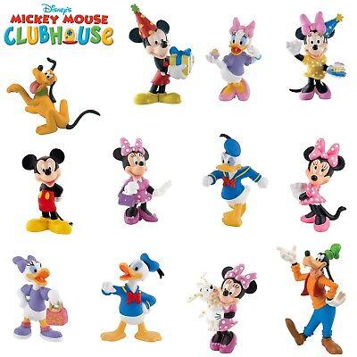 Bullyland Disney Mickey Mouse Clubhouse Figure-Scelta di 16 figure diverse
