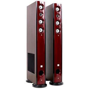 New Koda D92f 8 Quot Hi Fi Floor Standing Speakers 120w Rms