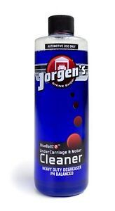 Automotive-UnderCarriage-amp-Motor-Cleaner-Jorgen-039-s-Garage-INVENTORY-BLOW-OUT