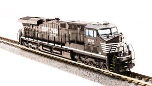 Broadway Limited N Scale 3540 Norfolk Southern ES44AC Locomotora DCC Sonido PAR3