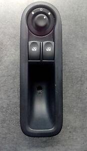 commande interrupteur bouton leve vitre r tro gauche twingo 2 ii 254009494r ebay. Black Bedroom Furniture Sets. Home Design Ideas