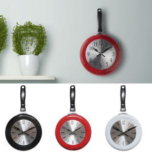 Eg-Arredo-Casa-Orologio-da-Parete-per-Cucina-Padella-Piccolo-Design-Novita