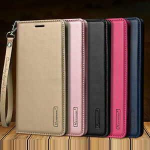 new arrival 2bec2 63d10 For Nokia 3.1 5.1 6.1 7.1 8.1 Magnetic Genuine Leather Wallet Stand ...