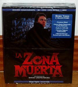 LA-ZONA-MUERTA-COLECCIONISTA-DIGIPACK-BLU-RAY-DVD-DVD-LIBRO-NUEVO-SIN-ABRIR-R2