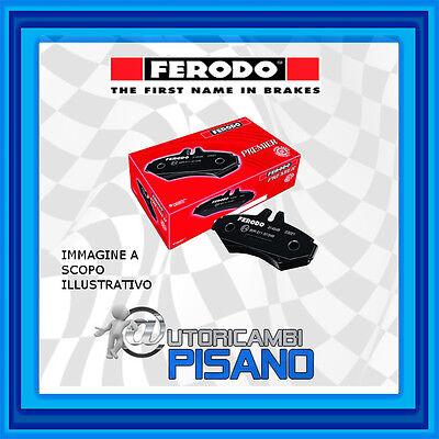 KIT PASTIGLIE FRENO ANTERIORE FERODO LANCIA Y 840A 1.2 KW:44 1996/>2003 FDB925B