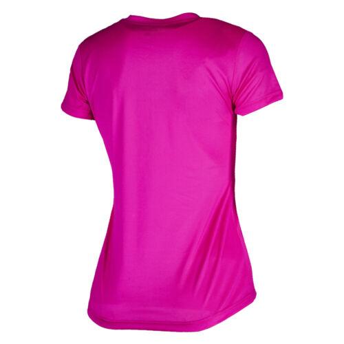 Damen Laufshirt Rosa ROGELLI RUN PROMOTION 801.227